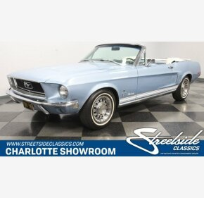 1968 Ford Mustang for sale 101285803