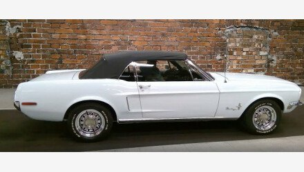 1968 Ford Mustang for sale 101290740