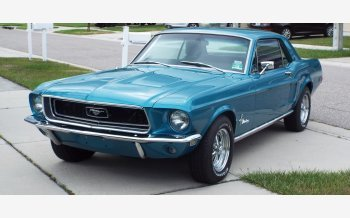 1968 Ford Mustang Coupe for sale 101291555