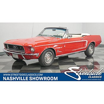 1968 Ford Mustang Convertible for sale 101300782