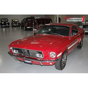 1968 Ford Mustang for sale 101318962