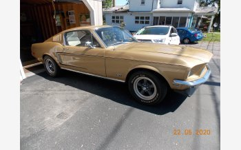 1968 Ford Mustang Fastback for sale 101327592