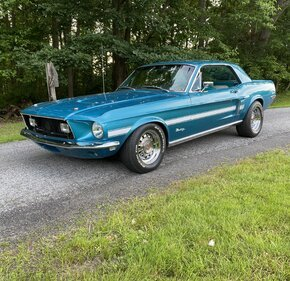 1968 Ford Mustang GT Coupe for sale 101341193