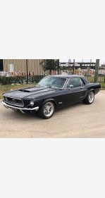 1968 Ford Mustang for sale 101346381