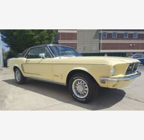 1968 Ford Mustang for sale 101348466