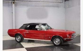 1968 Ford Mustang for sale 101360470