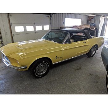 1968 Ford Mustang Convertible for sale 101361384