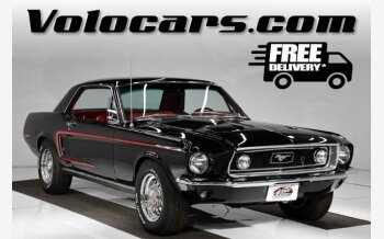 1968 Ford Mustang GT for sale 101369484
