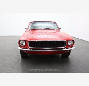 1968 Ford Mustang Coupe for sale 101398942