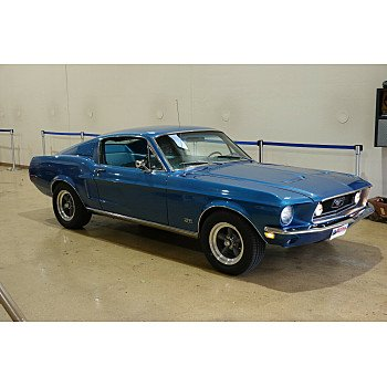 1968 Ford Mustang GT 390 S-Code for sale 101400178