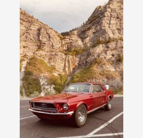 1968 Ford Mustang for sale 101400922