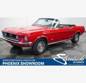 1968 Ford Mustang GT Convertible for sale 101402255