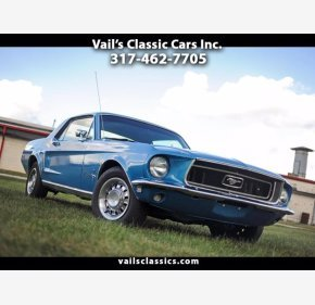 1968 Ford Mustang Coupe for sale 101406526