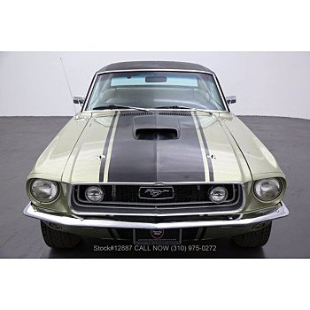1968 Ford Mustang Coupe for sale 101416786