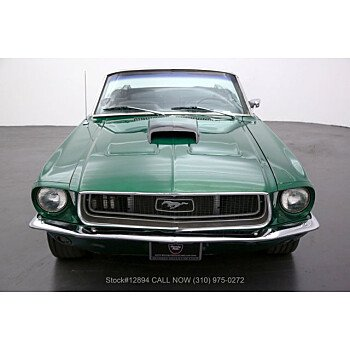 1968 Ford Mustang for sale 101418173