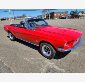 1968 Ford Mustang GT for sale 101486962