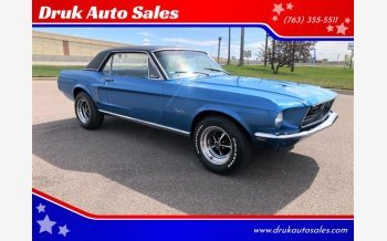 1968 Ford Mustang for sale 101506000