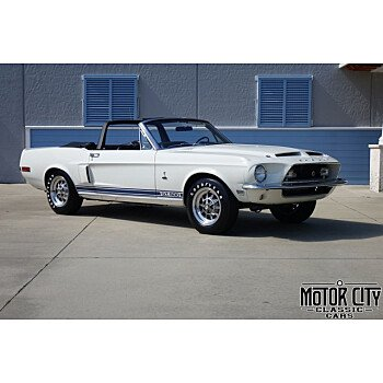 1968 Ford Mustang Shelby GT500 for sale 101511810