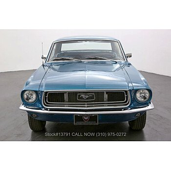 1968 Ford Mustang Coupe for sale 101521050