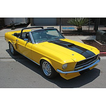 1968 Ford Mustang Shelby GT500 for sale 101525959