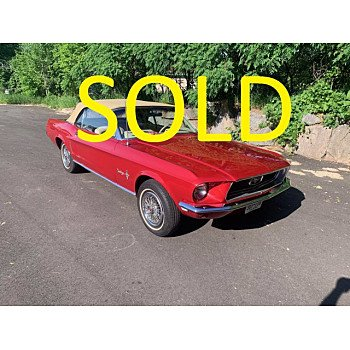 1968 Ford Mustang for sale 101526120