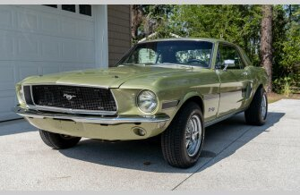 1968 Ford Mustang for sale 101526591