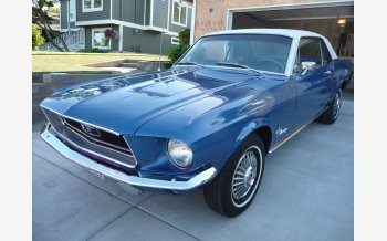 1968 Ford Mustang Coupe for sale 101541821