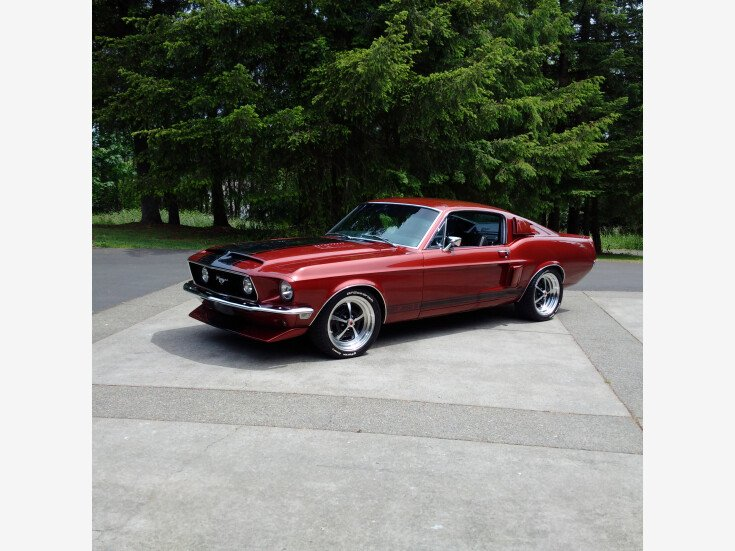 1968 Ford Mustang Shelby GT350 for sale 101546813