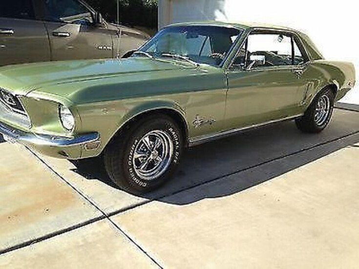 1968 Ford Mustang for sale 101550201
