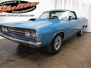 1968 Ford Ranchero for sale 101355173