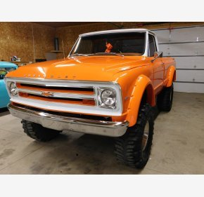 1968 GMC C/K 2500 for sale 100790227