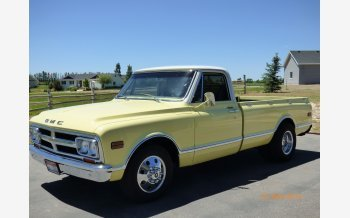 1968 GMC Custom for sale 101191278