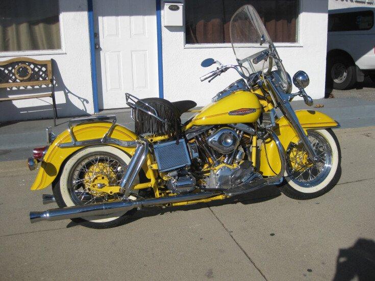 1968 Harley-Davidson FLH for sale 200430778