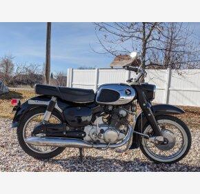 1968 Honda Scrambler for sale 200886207