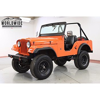 1968 Jeep CJ-5 for sale 101411964