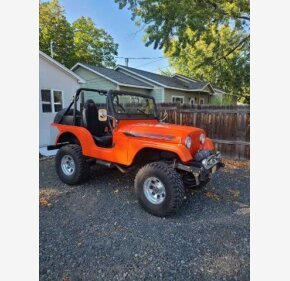 1968 Jeep CJ-5 for sale 101430420