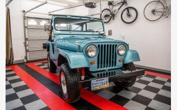 1968 Jeep CJ-5 for sale 101525116
