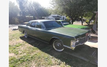 1968 Lincoln Continental for sale 101068253
