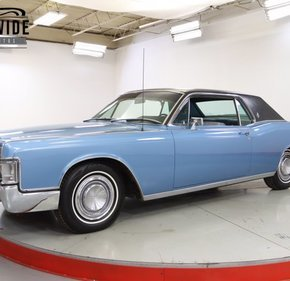 1968 Lincoln Continental for sale 101378532