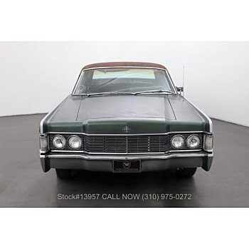 1968 Lincoln Continental for sale 101581594