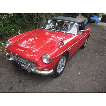 1968 MG MGC for sale 101204003