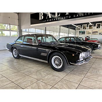 1968 Maserati Mexico for sale 101356936