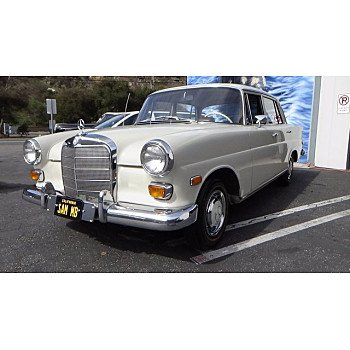 1968 Mercedes-Benz 200 for sale 101468327