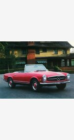 1968 Mercedes-Benz 250SL for sale 101243256
