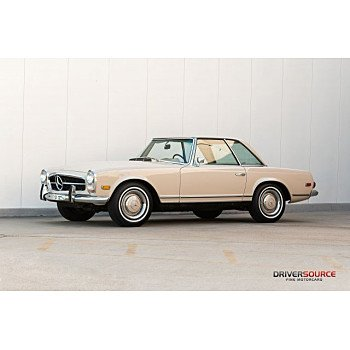 1968 Mercedes-Benz 250SL for sale 101317392