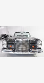 1968 Mercedes-Benz 280SE for sale 101044355