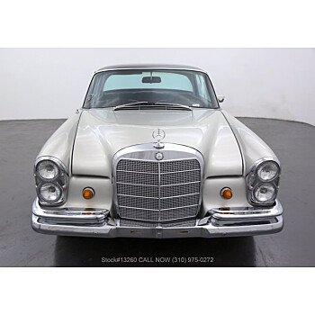 1968 Mercedes-Benz 280SE for sale 101461538