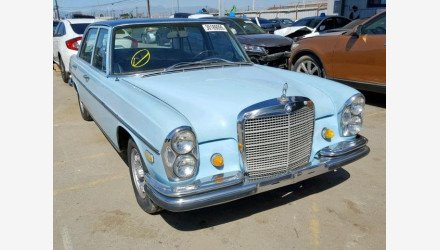 1968 Mercedes-Benz 280SEL for sale 101112058