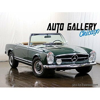 1968 Mercedes-Benz 280SL for sale 101246281