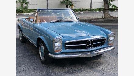 1968 Mercedes-Benz 280SL for sale 101318889